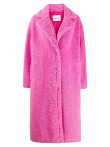 STAND STUDIO Bubble Gum coat - Pink