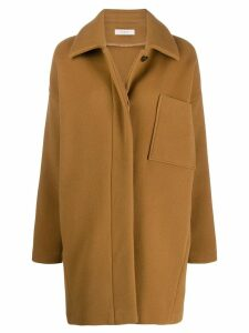 Áeron Ginge coat - Brown