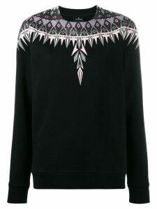 Marcelo Burlon County Of Milan Norwegian Wings sweatshirt - Black