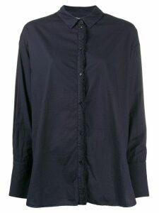 Kristensen Du Nord buttoned shirt - Blue