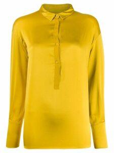 Kristensen Du Nord buttoned blouse - Yellow