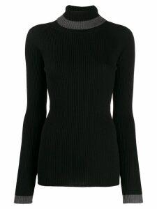 BRAG-WETTE turtleneck jumper - Black