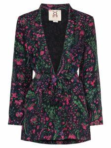 Figue Akila floral print kimono jacket - Hfmdn