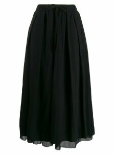 Kristensen Du Nord full midi skirt - Black