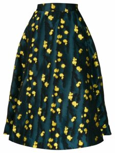 La Doublej pussy willow circle skirt - Blue