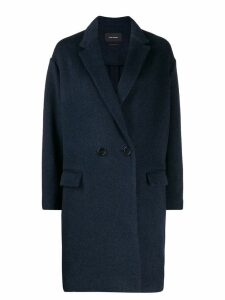 Isabel Marant Filipo double-breasted coat - Blue
