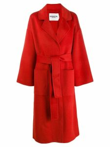 Essentiel Antwerp Truffles trench coat - Red