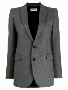 Saint Laurent tailored blazer - Grey