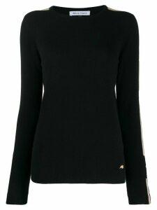 Bella Freud logo sweatshirt - Black