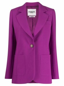 Essentiel Antwerp Temporary tailored blazer - Pink