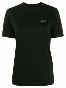 Kirin chest logo T-shirt - Black