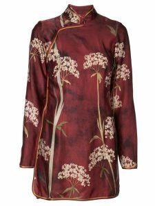 F.R.S For Restless Sleepers Menezio dress - Red