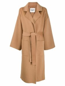 Essentiel Antwerp Truffles trench coat - Neutrals