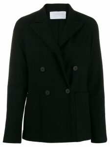 Harris Wharf London fitted wool blazer - Black