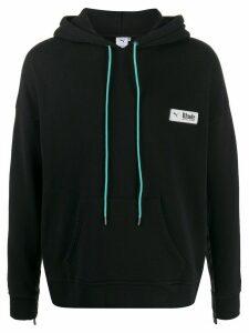 Puma x Rhude hooded sweatshirt - Black