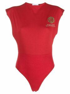Gcds raised logo body - Red