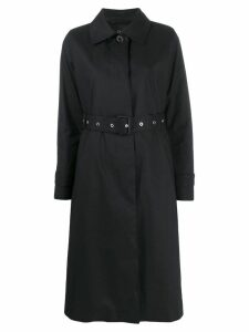 Mackintosh Roslin trench coat - Black