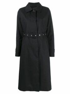 Mackintosh Roslin trench coat - Black