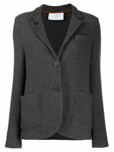 Harrys Of London single-breasted blazer - Grey