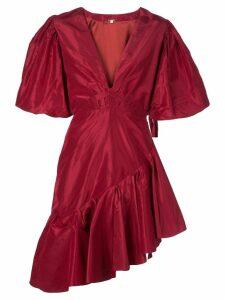 Johanna Ortiz Ruptura dress - Red
