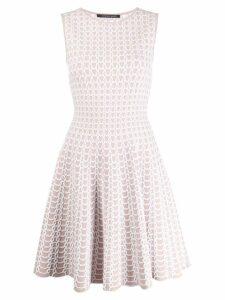 Antonino Valenti knitted flared dress - Pink