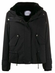 Dondup zip up jacket - Black