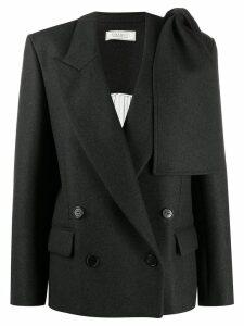Nina Ricci cashmere blend blazer - Grey