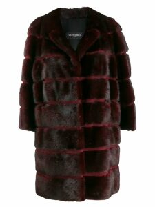 Simonetta Ravizza textured furry coat