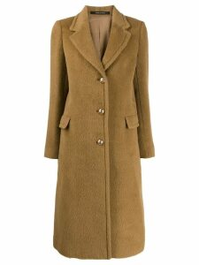 Tagliatore Charlene coat - Brown
