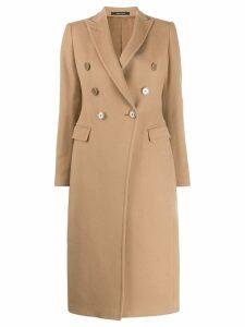 Tagliatore Aletha coat - Neutrals