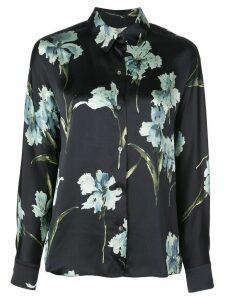 Vince floral print blouse - Blue
