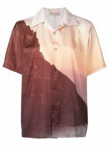 Esteban Cortazar Esvedra print shirt