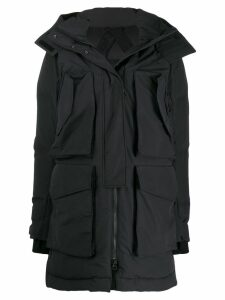 J.Lindeberg Aida coat - Black