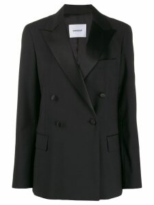 Dondup relaxed fit tuxedo jacket - Black