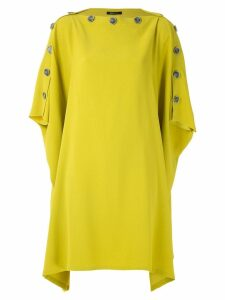 Uma Raquel Davidowicz Roca dress skirt - Yellow