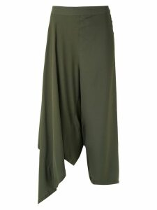Uma Raquel Davidowicz Mirante skirt culottes - Grey