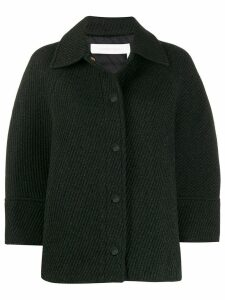 See By Chloé textured fitted jacket - Black