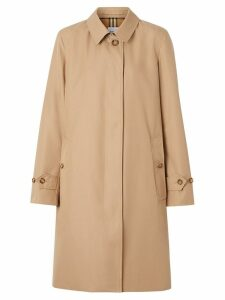 Burberry The Pimlico car coat - Neutrals