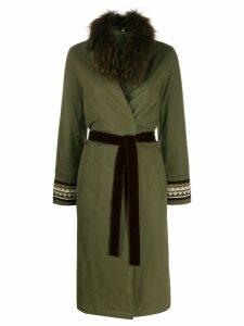 Alessandra Chamonix Wrox coat - Green