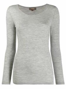 N.Peal long sleeved sweatshirt - Grey