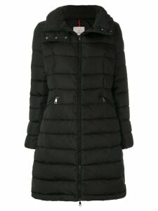 Moncler Flammette padded coat - Black