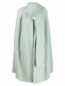 Missoni knitted cardi-coat - Blue