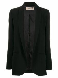 Blanca open front blazer - Black