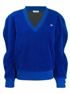 Aalto fleece jumper - Blue