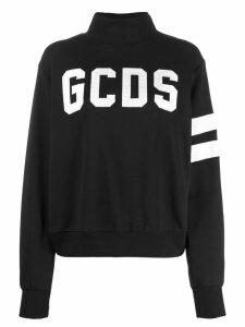 Gcds logo print jumper - Black