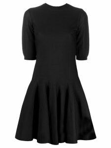 Givenchy flared knit dress - Black