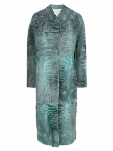 Liska Notso coat - Blue