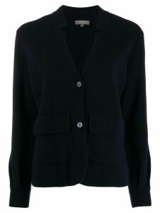 N.Peal Milano cashmere blazer - Blue