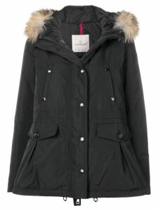 Moncler short parka - Black