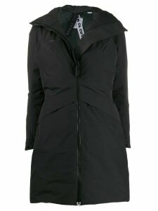 Mammut hooded padded coat - Black